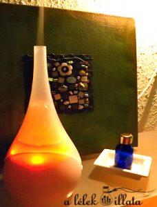 illóolajos aromadiffúzor